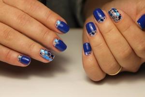 Дизайн ногтей «Камифубуки» (последний хит nail-моды)